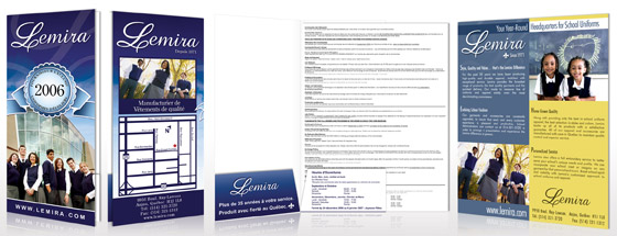 Brochure Design Sample 3